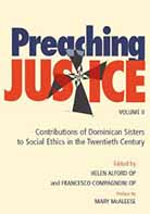 Preaching Justice: Vol. II book cover