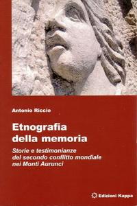 Etnografia della memoria book cover