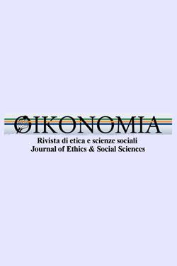 Oikonomia book cover
