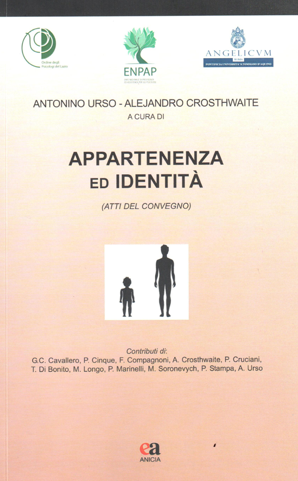Appartenenza ed identità book cover
