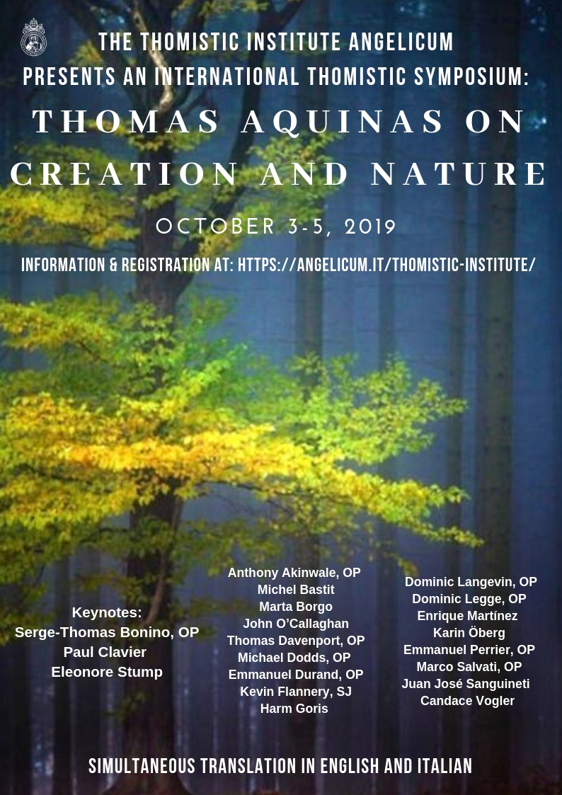 Creation and Nature Poster