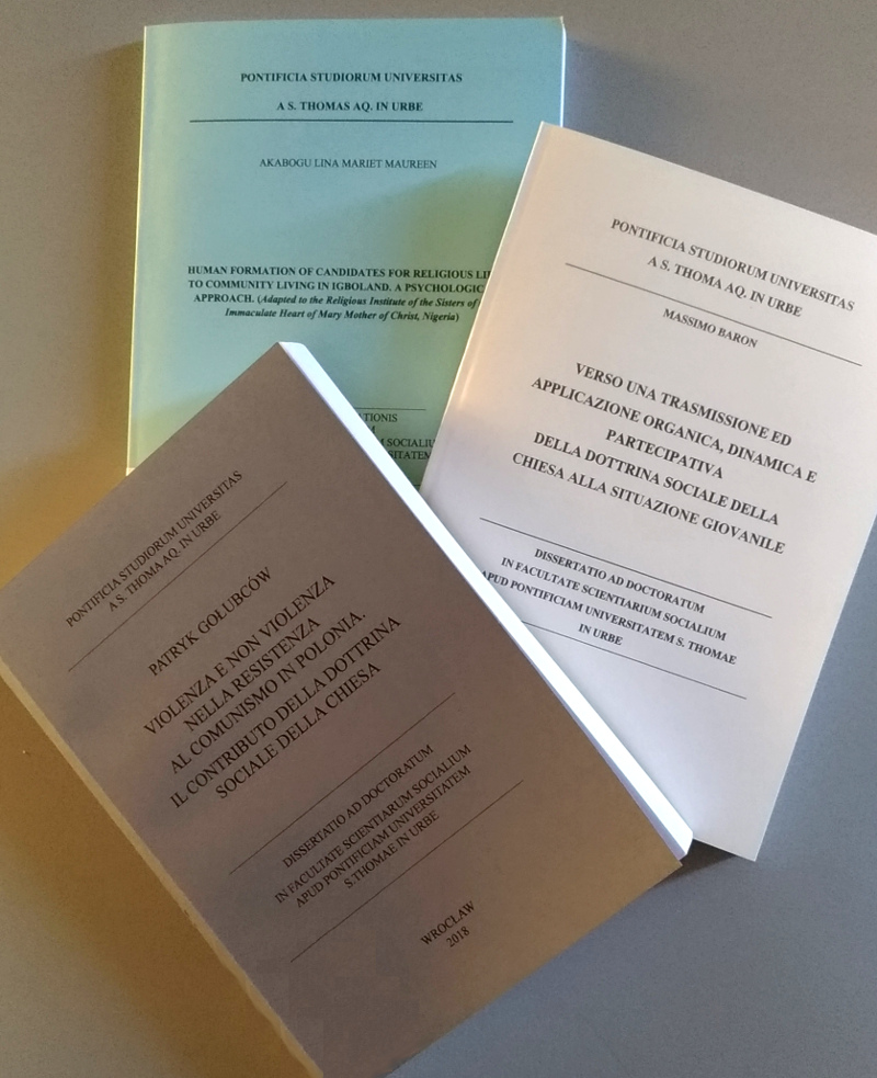 Doctoral Theses at FASS book cover