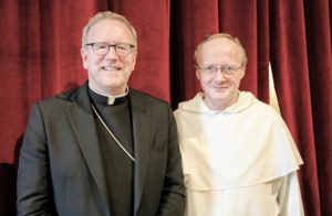 rector and bishop Barron