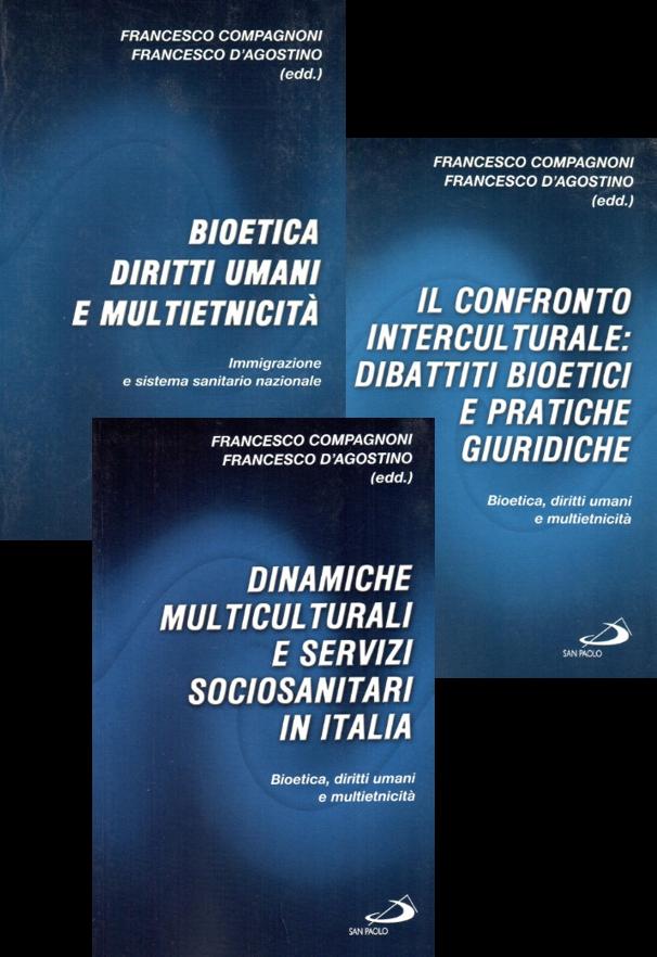 Bioetica, diritti umani e multietnicità book cover