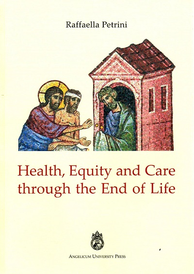 Health, Equity and Care through the End of Life book cover