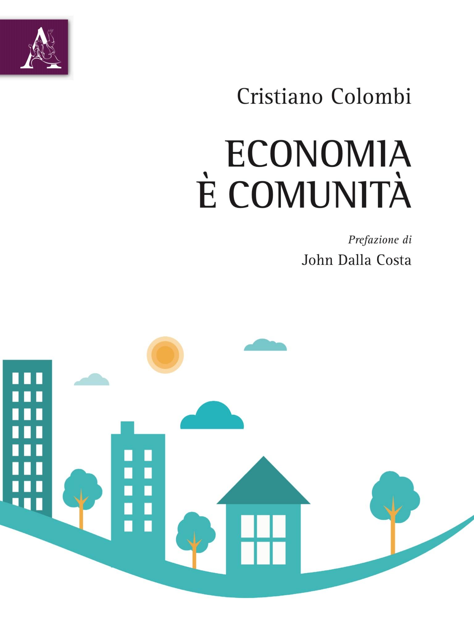 Economia è Comunità book cover