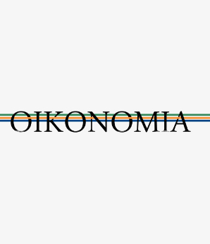 Oikonomia Journal book cover