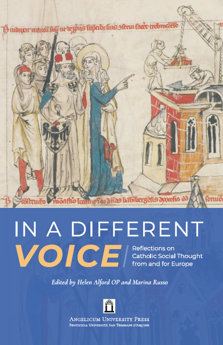 In a Different Voice book cover
