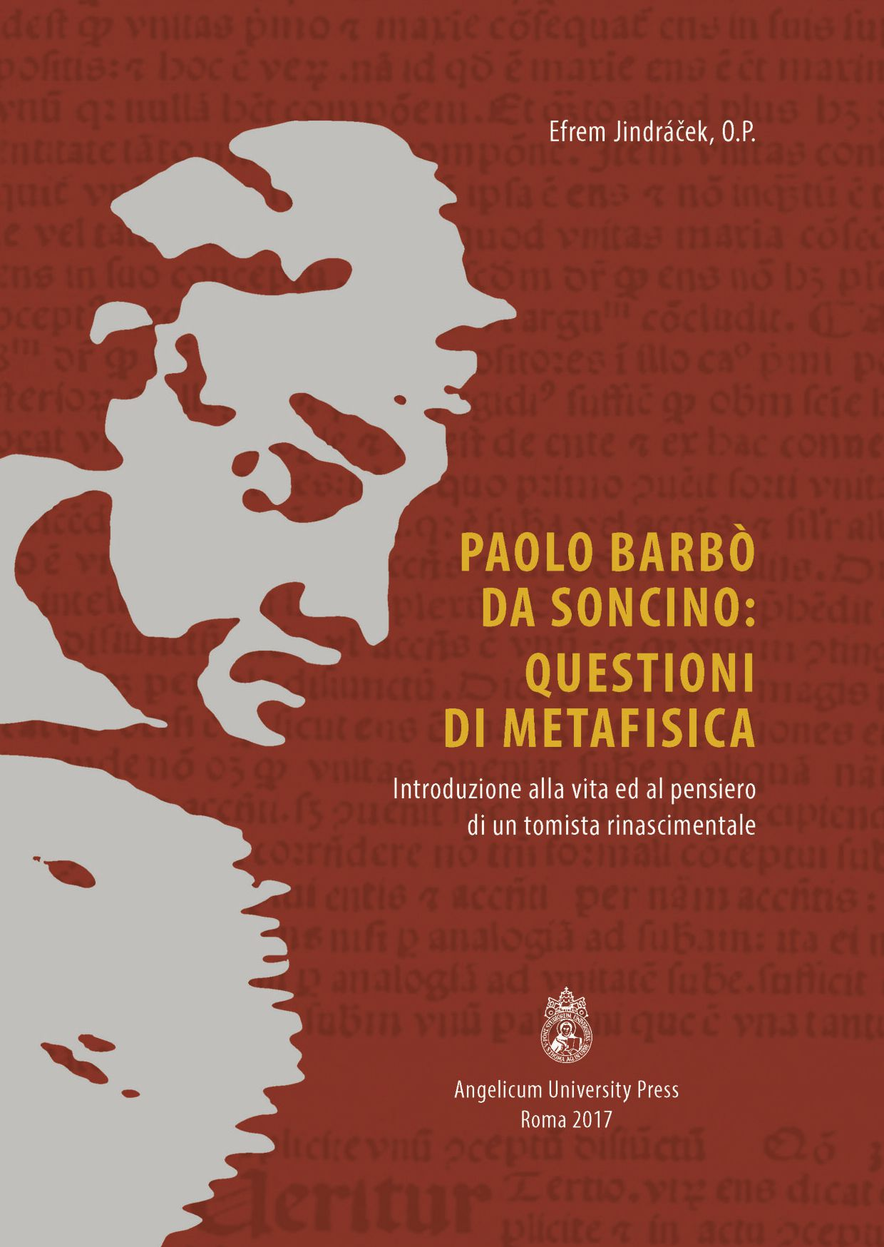 Paolo Barbò da Soncino: questioni di metafisica book cover