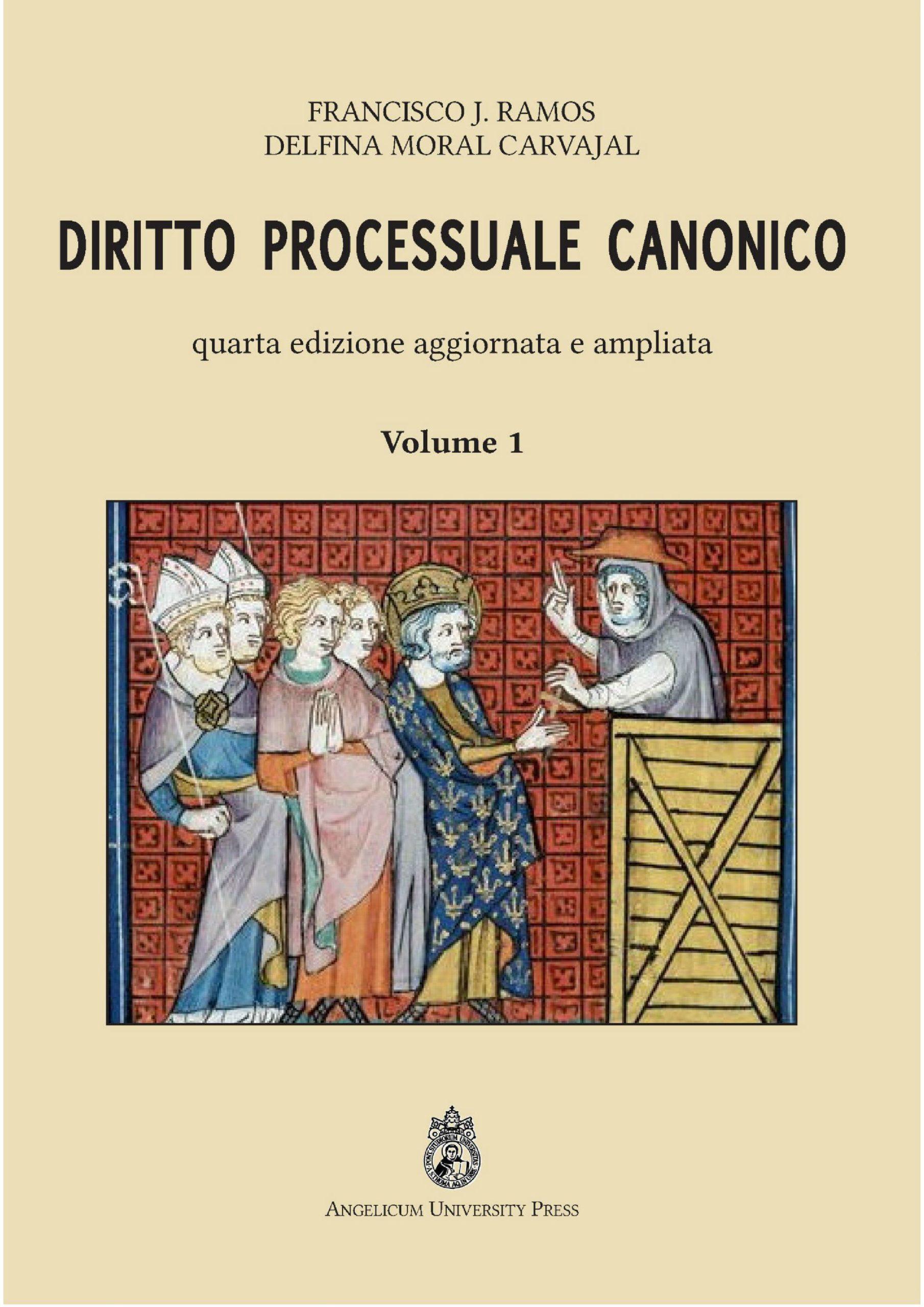 Diritto processuale canonico book cover