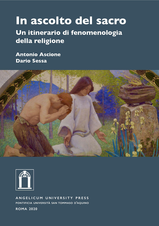 In ascolto del sacro. Un itinerario di fenomenologia della religione book cover