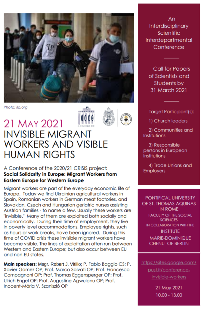 poster ENG for Migrant Worker Rights Conference