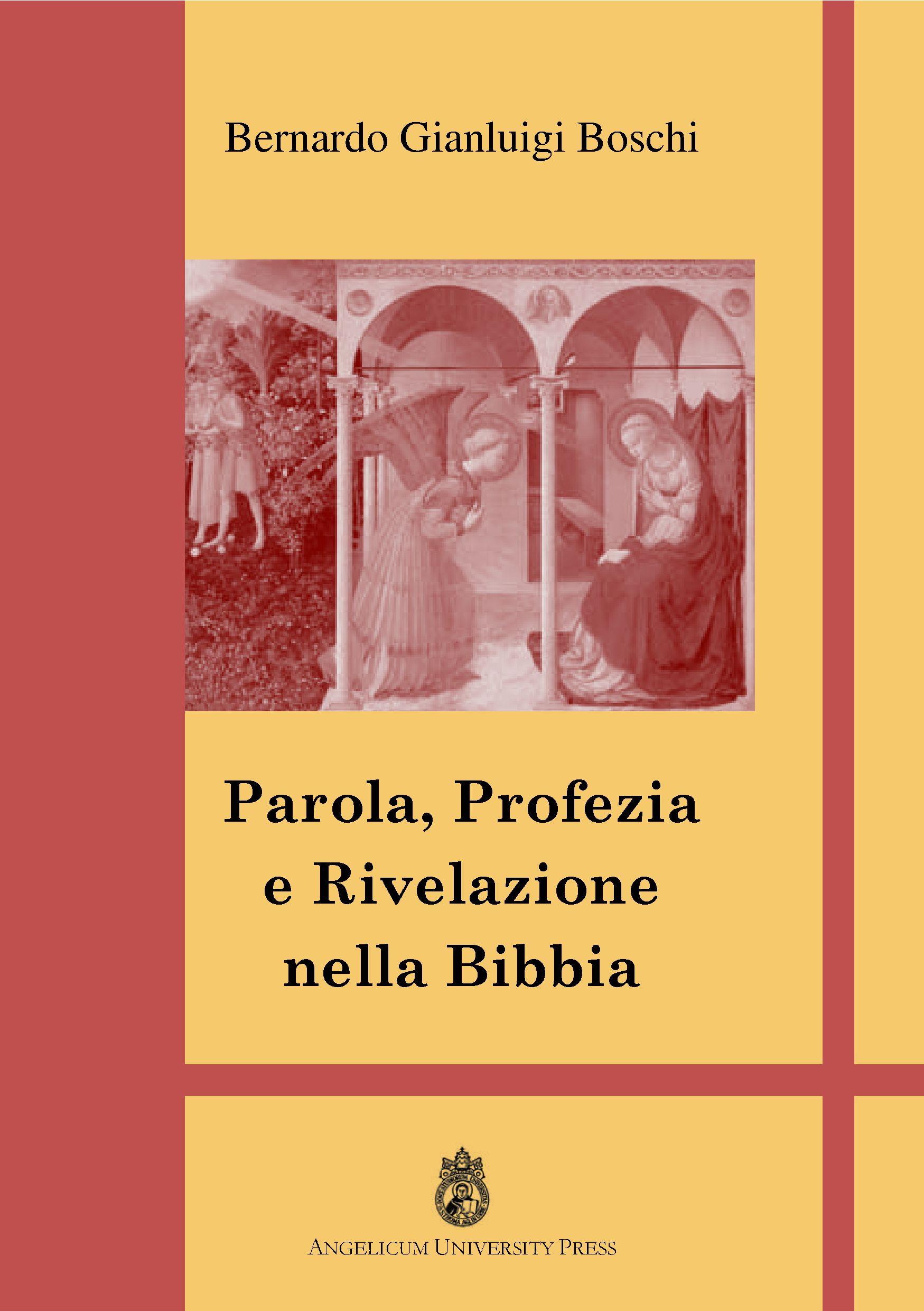 Parola, Profezia e Rivelazione nella Bibbia book cover