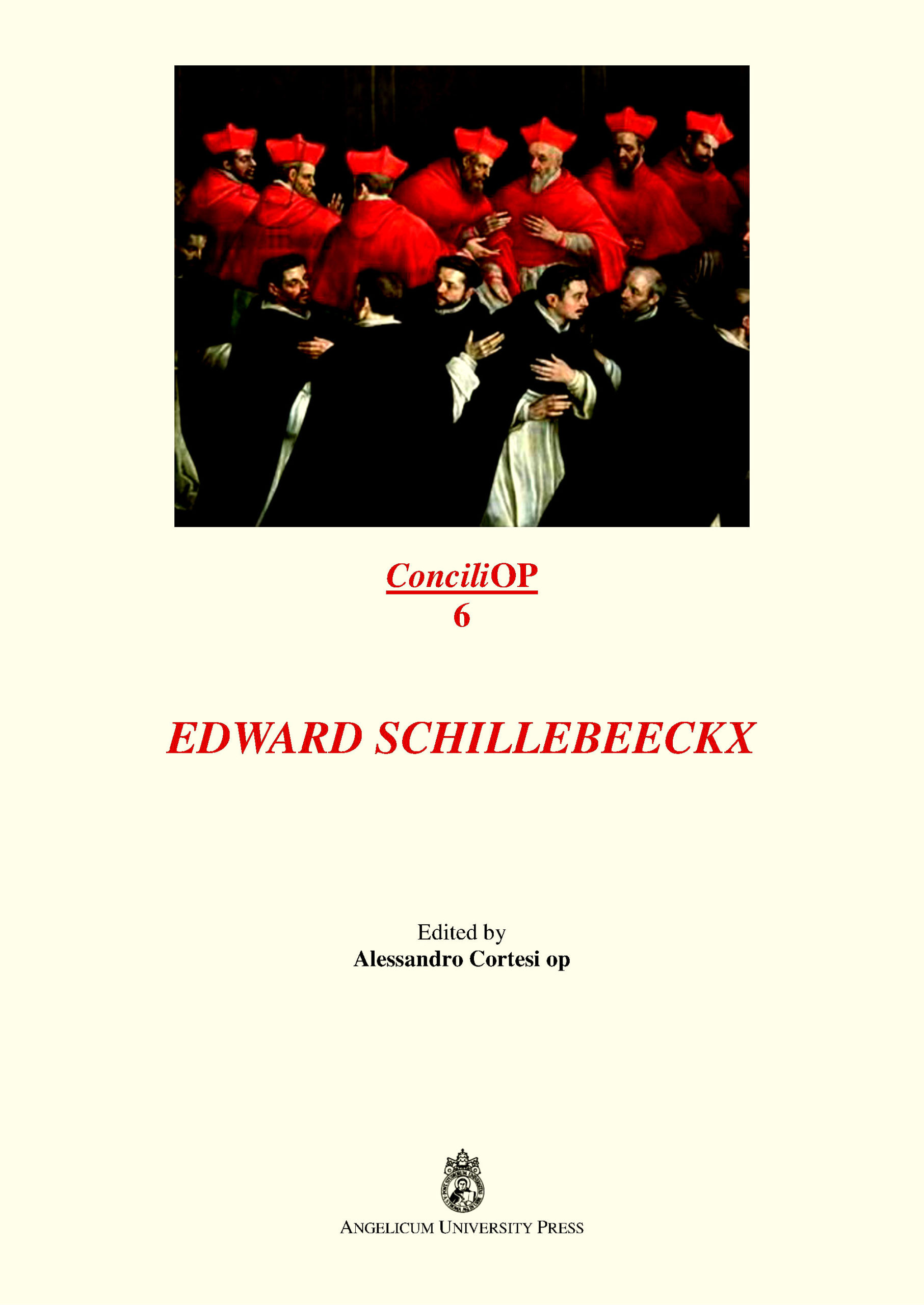 Edward Schillebeeckx book cover