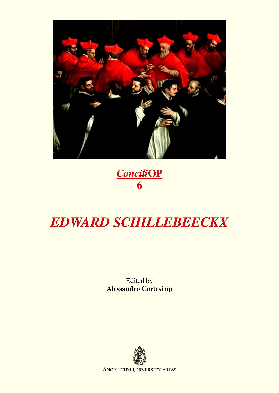 Edward Schillebeeckx book cover