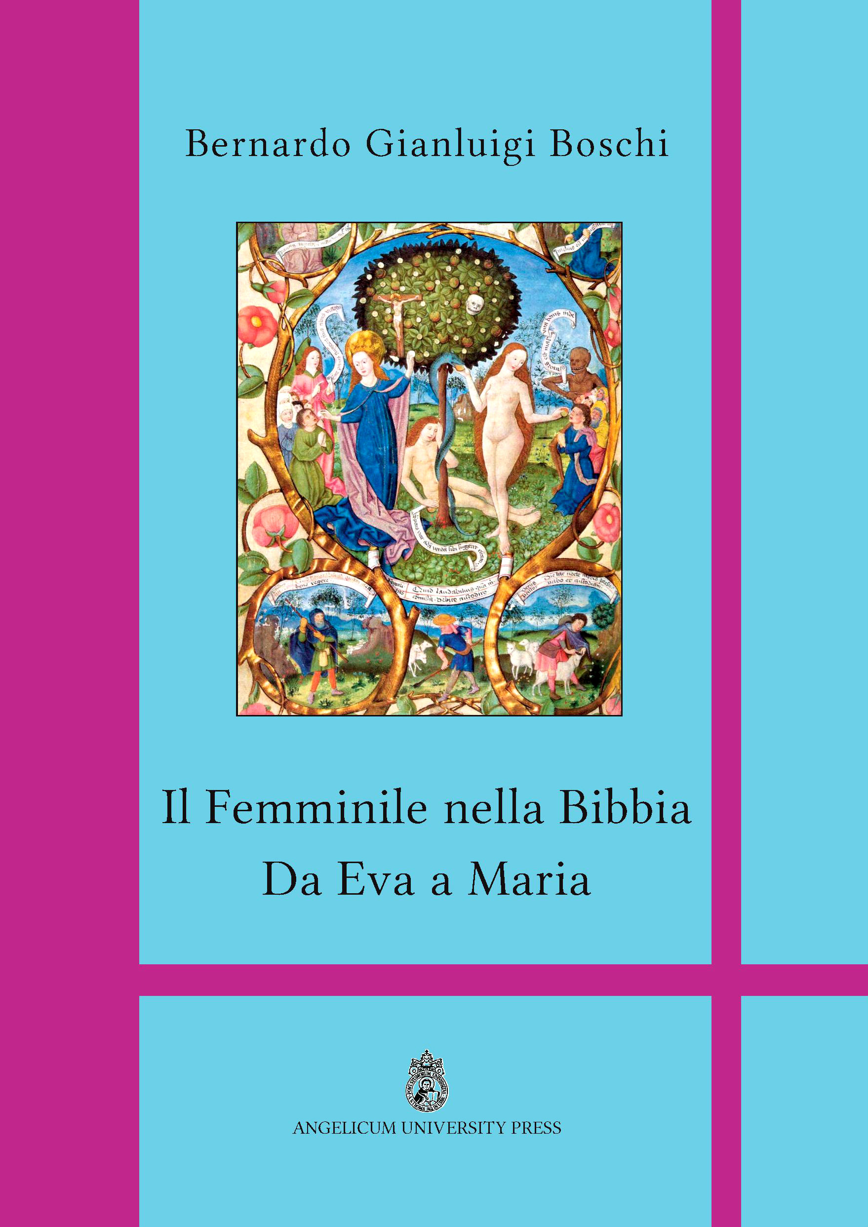 Il femminile nella Bibbia. Da Eva a Maria book cover