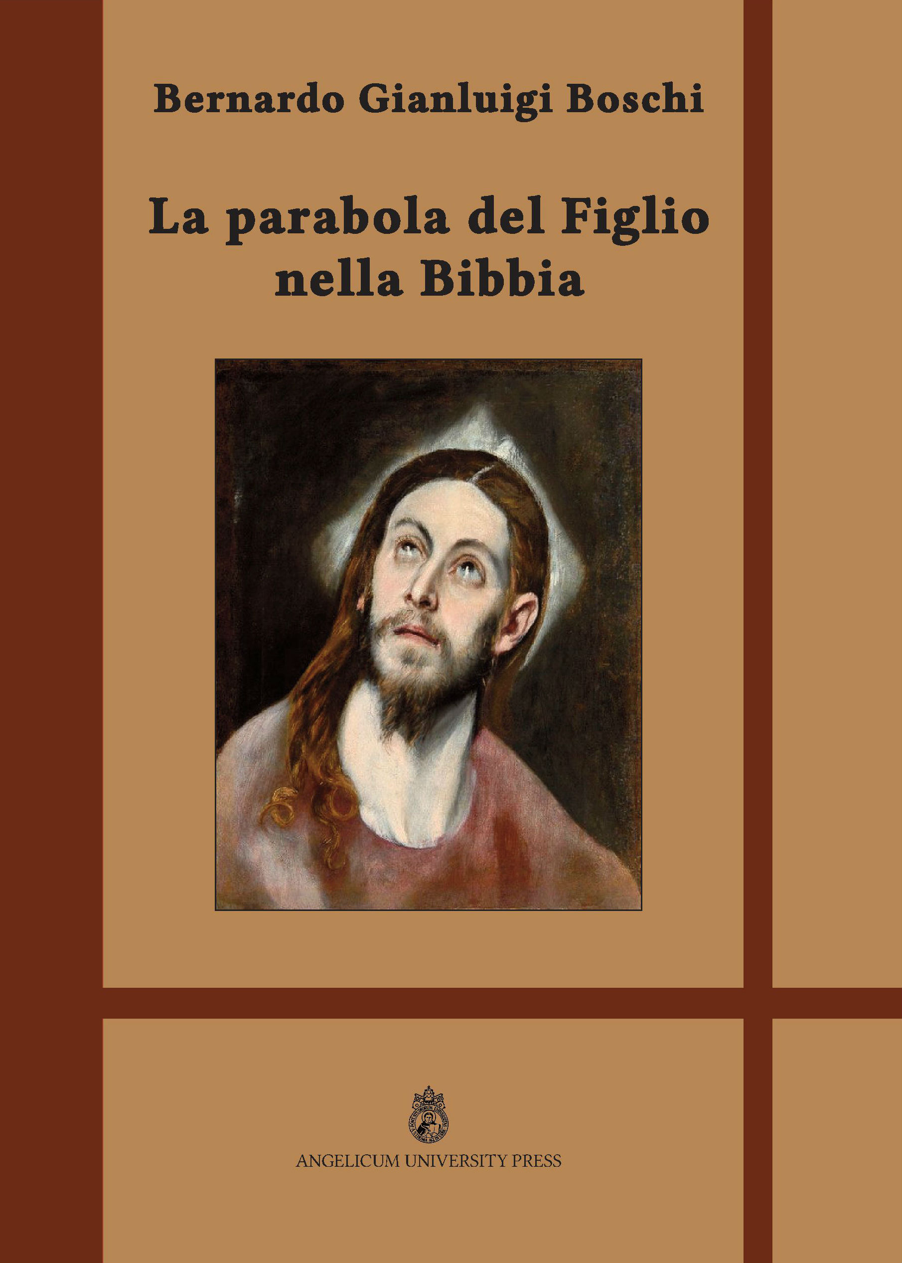 La Parabola del Figlio nella Bibbia book cover