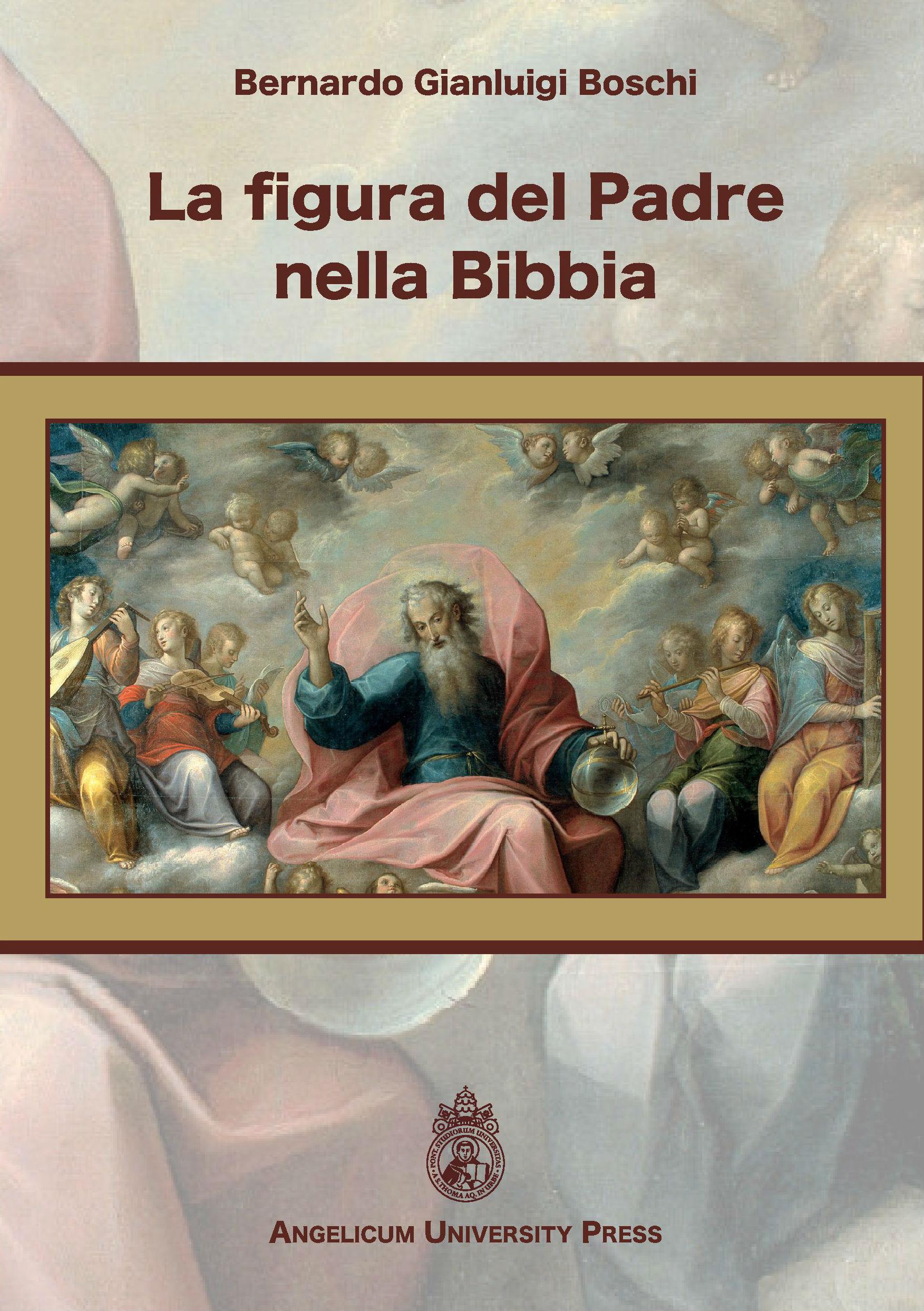 La figura del Padre nella Bibbia book cover