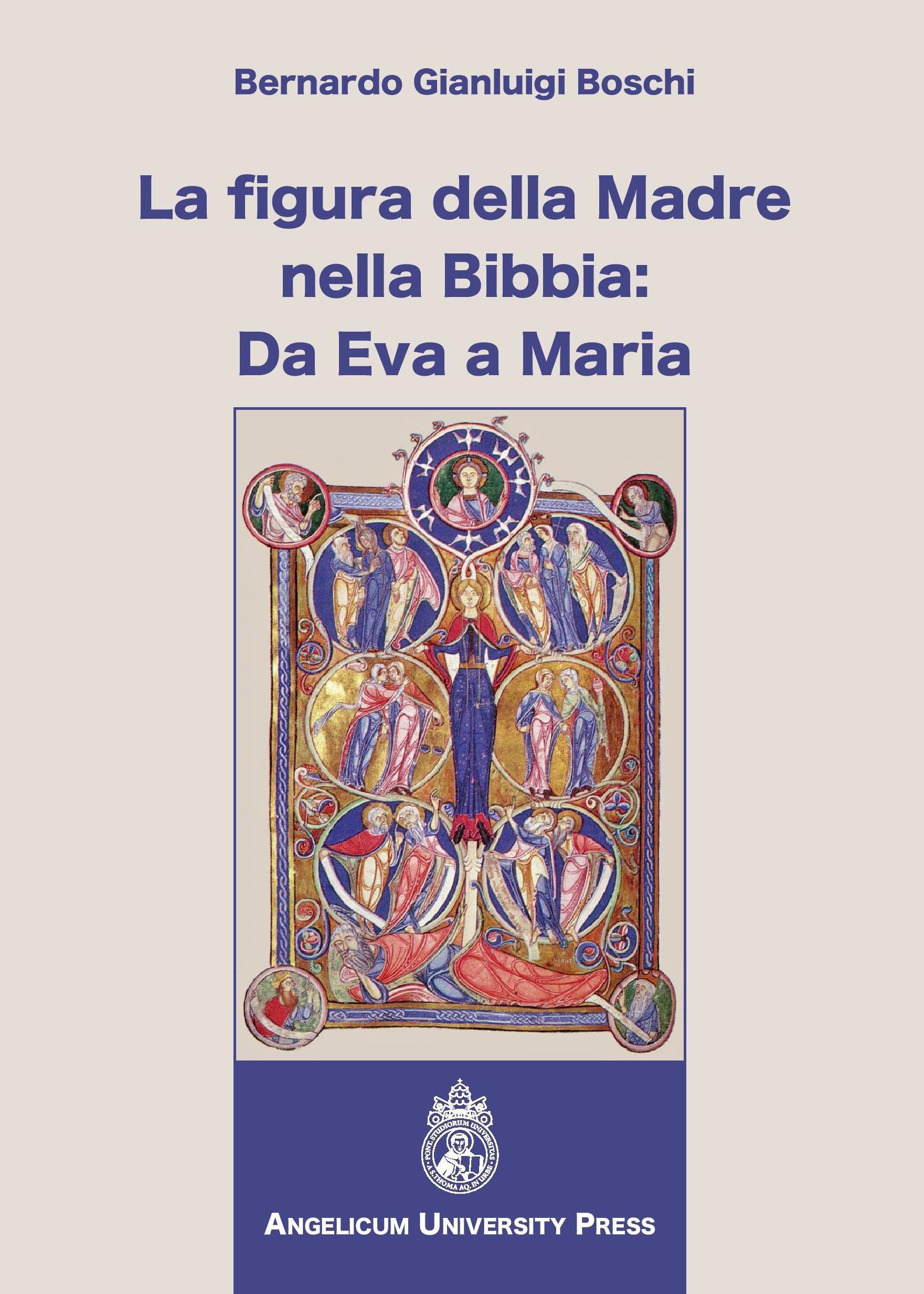 La figura della Madre nella Bibbia: da Eva a Maria book cover