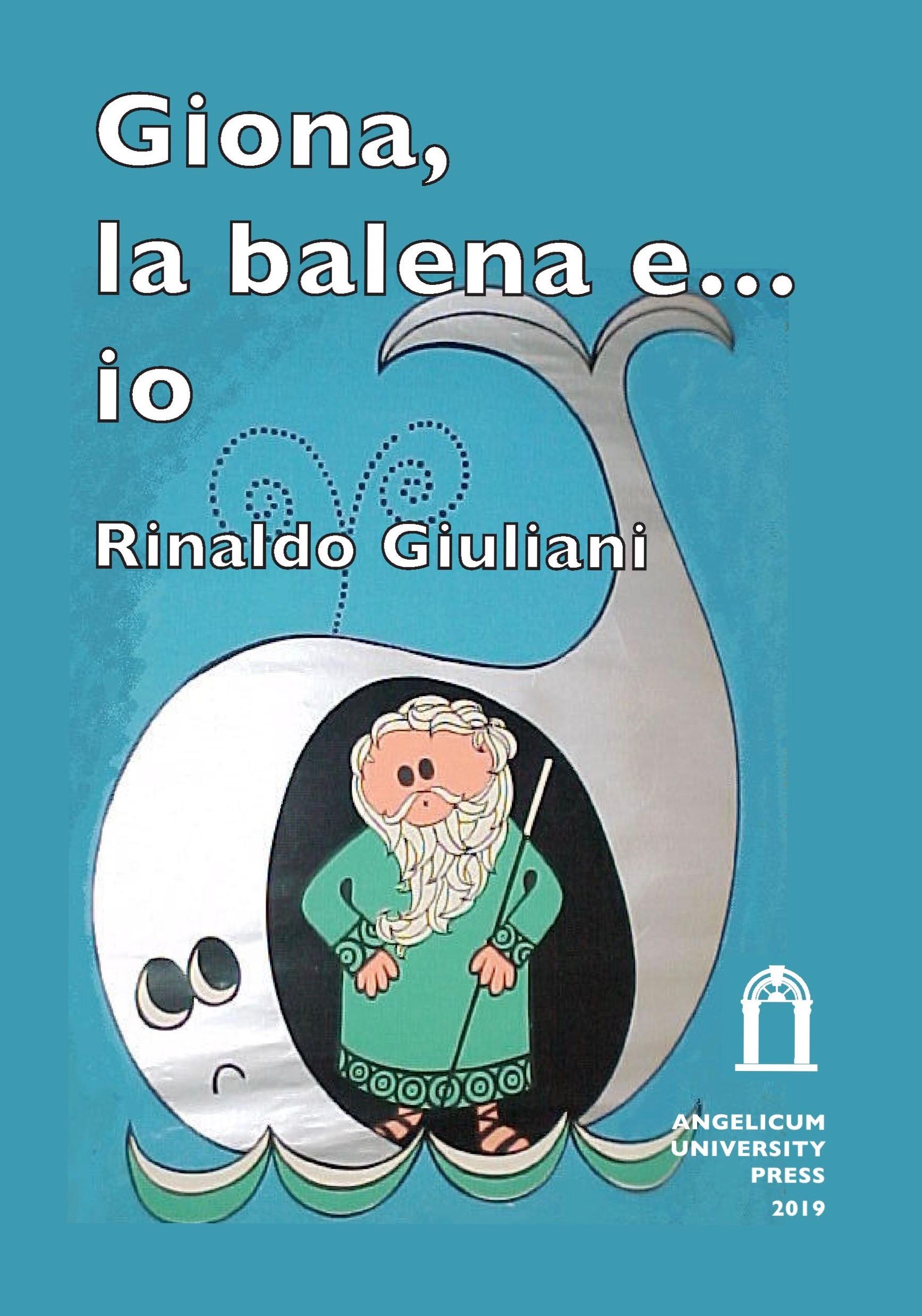 Giona, la balena e…io book cover