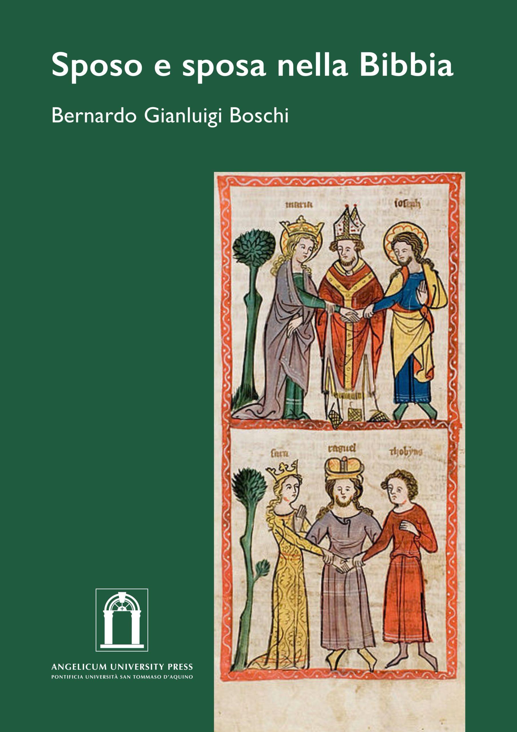 Sposo e sposa nella Bibbia book cover
