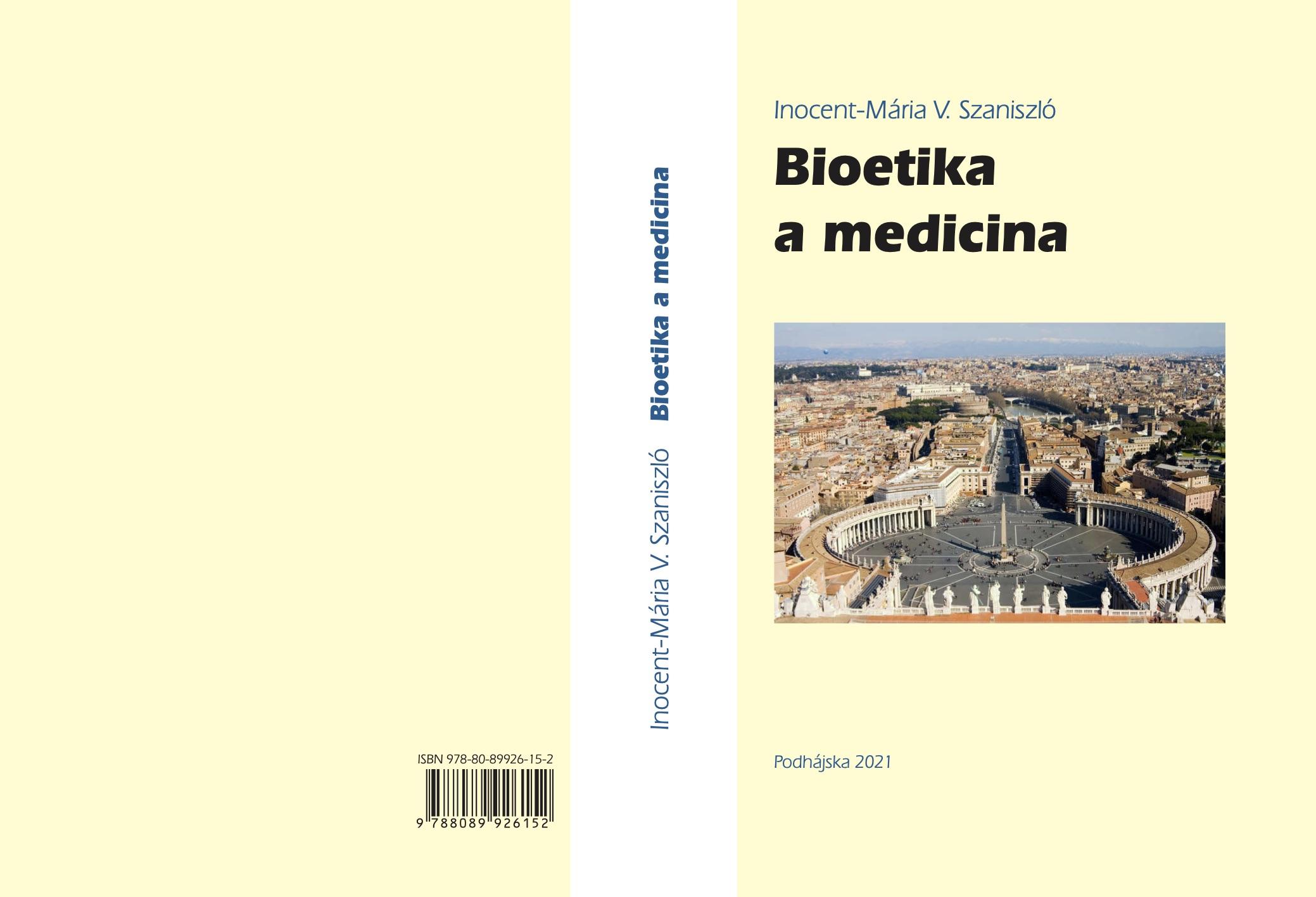 Bioetika a medicina book cover