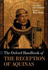 The Oxford Handbook of the Reception of Aquinas book cover
