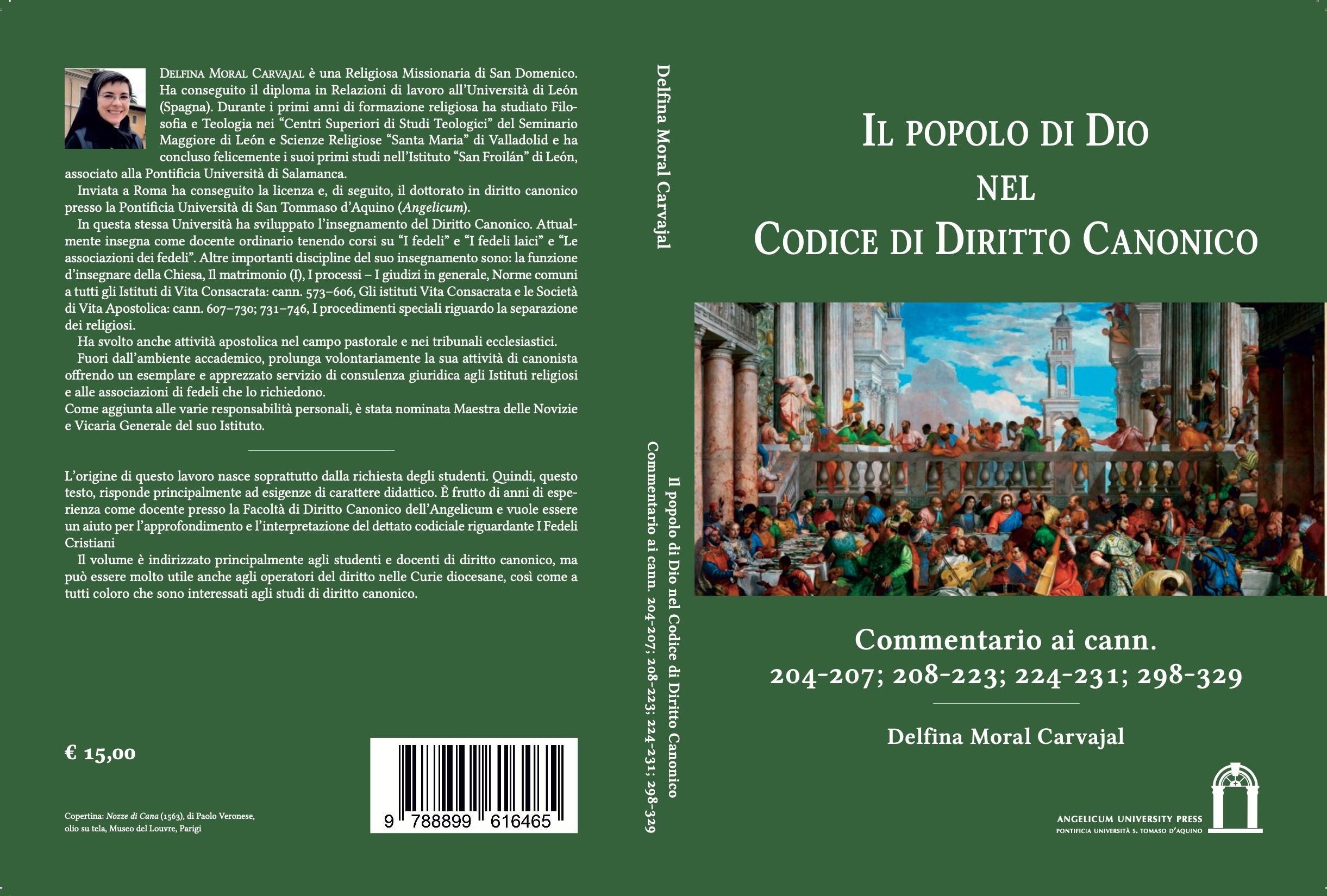 Il popolo di Dio nel Codice di Diritto Canonico book cover
